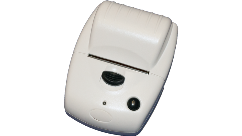 Able Systems AP1310 iOS Bluetooth Portable Thermal Printer