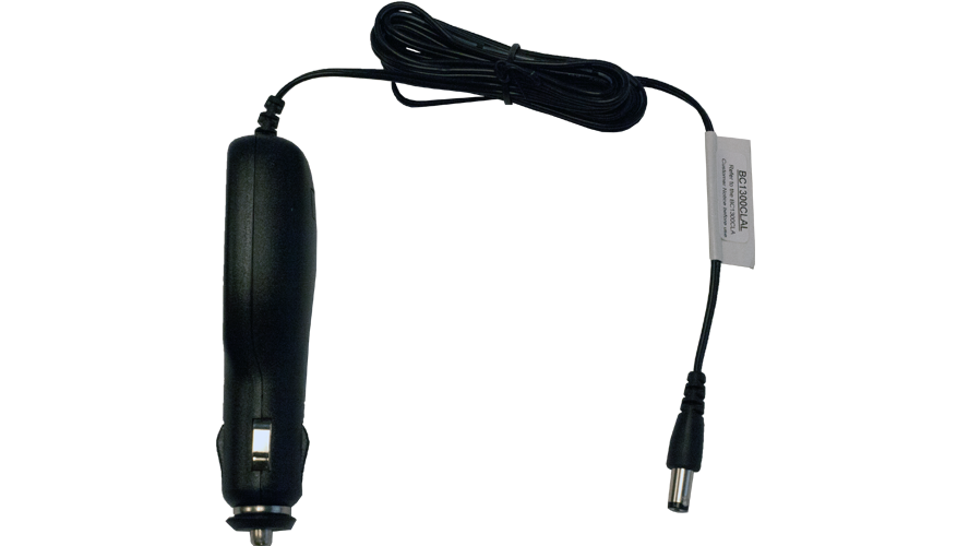 Able Systems BC1300CLAL Car Charger For the AP1300 AP1310