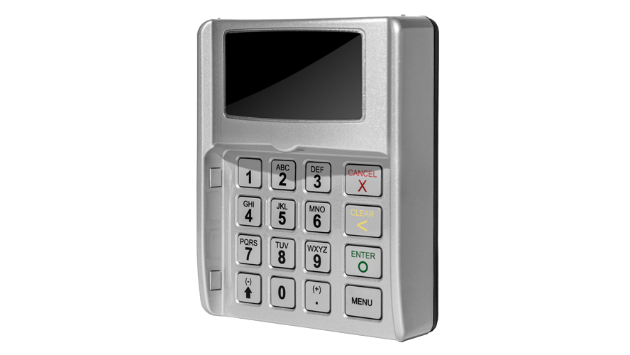GlobalCom BV1000K Keypad Payment PCI EMV Card Reader