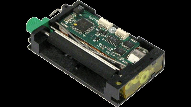 APS CP205-MRS-BL-NC Compact Light Thermal Printer