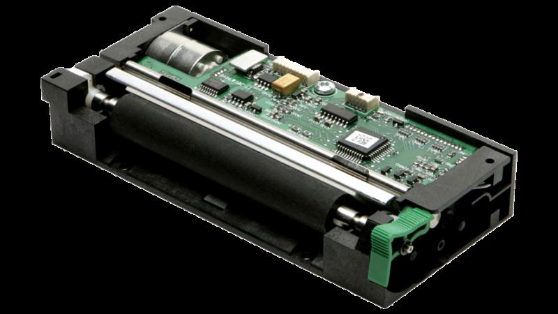 APS CP305-MRS-BL-NC-E Compact Light Thermal Printer