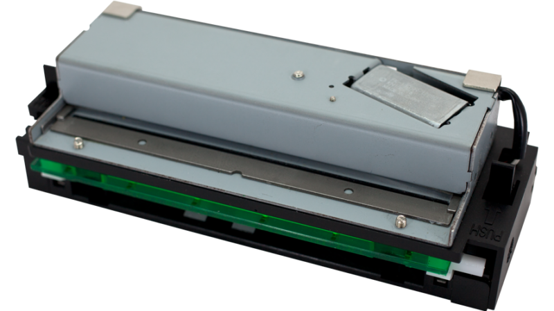 APS CP424-HRS-GCA-BL Compact Light Thermal Printer