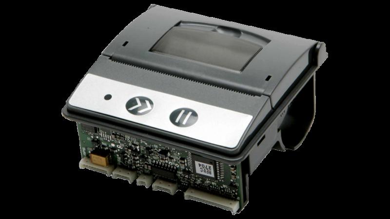 APS EPM203-HS Easy Load Panel Mount Thermal Printer
