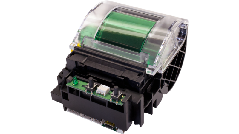 APS EPM205-MRS-E Wide power supply range Thermal Printer