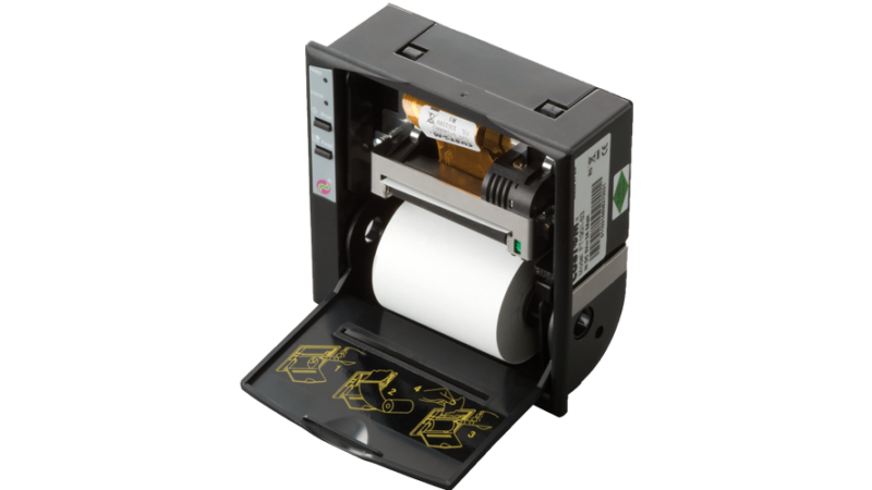 Custom FT190II Thermal panel printer
