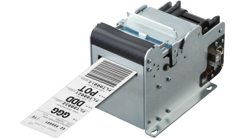 Custom KPM150 20mm 54mm thermal ticket printer