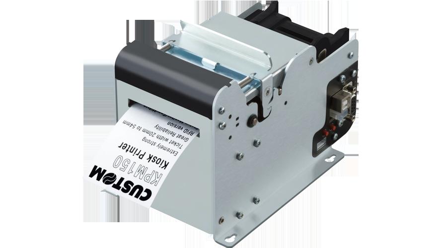 Custom KPM150 20mm 54mm thermal ticket printer