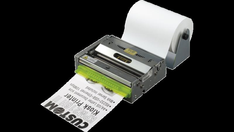 Custom KPM216 A4 8.5in thermal printer