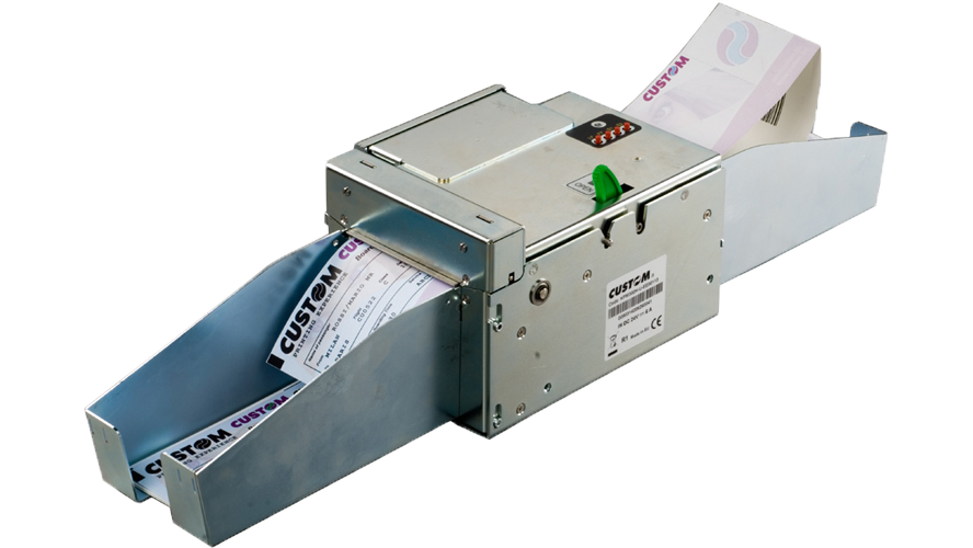 Custom KPM302 Thermal ticket printer fan fold