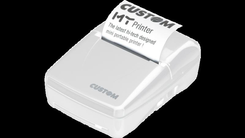 Custom MY Printer Thermal portable printer