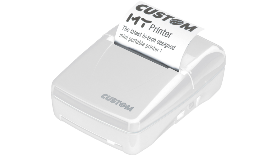 Custom MY Printer Thermal portable printer