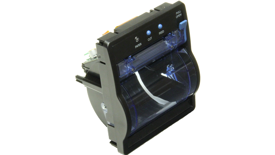 KFI Naut324C 3in panel thermal printer usb serial cutter