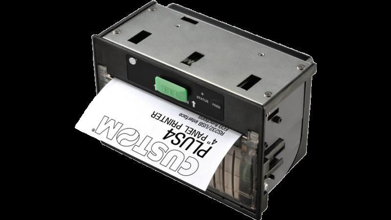 Custom PLUS 4 thermal panel printer