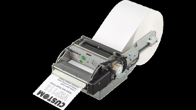 Custom VKP112 Thermal Kiosk 112mm Thermal printer Serial USB Cutter