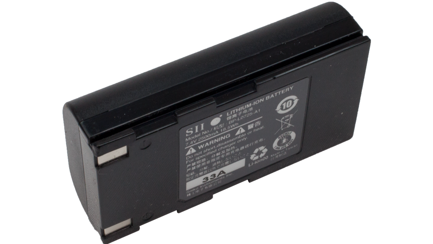 Seiko BP-L0725-A1-E battery for DPU-S445