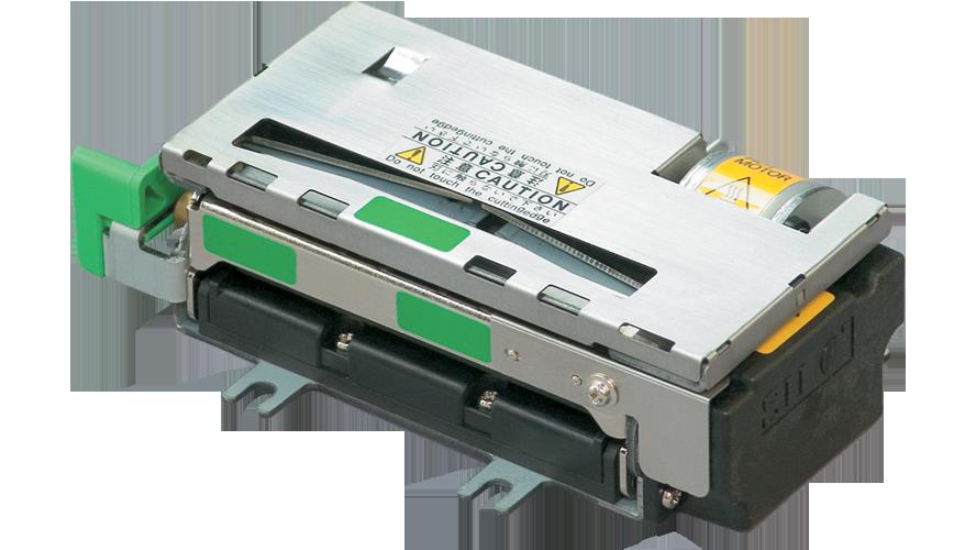 seiko CAP9347E-S640-E 3 in thermal mechanism printer cutter