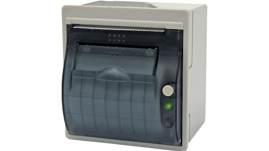 seiko DPU-D2 medical thermal panel mount printer 2 in