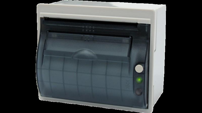 seiko DPU-D3 medical thermal panel mount printer 3 in