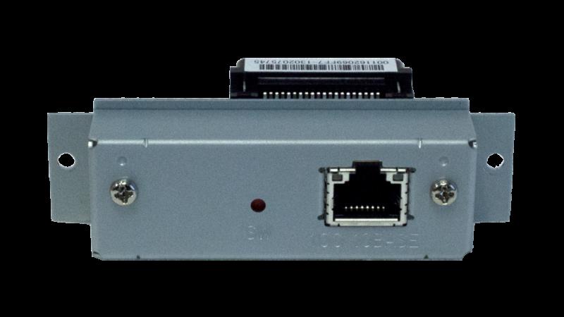 star micronics IFBD-HE08 Ethernet Interface Board SP500 SP700 TSP1000 HSP7000