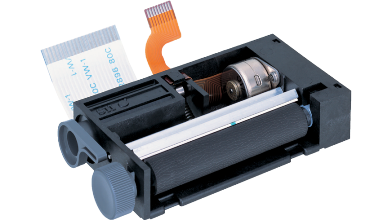 seiko LTP1245 2in thermal printer mechanism