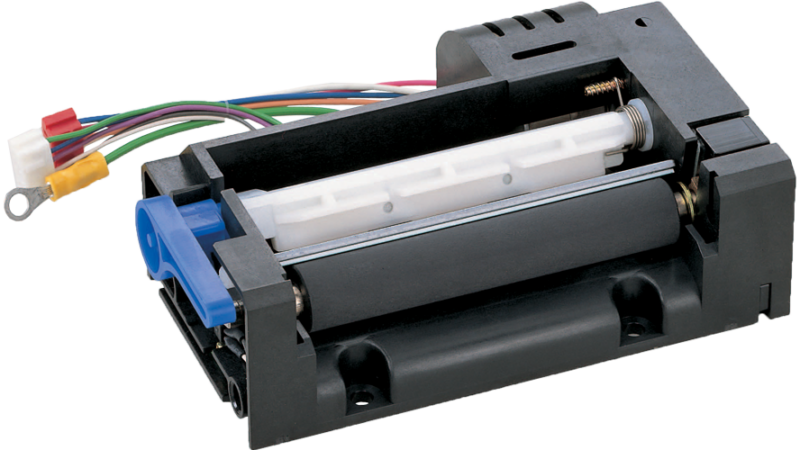 Seiko LTP2242 25 in thermal printer mechanism