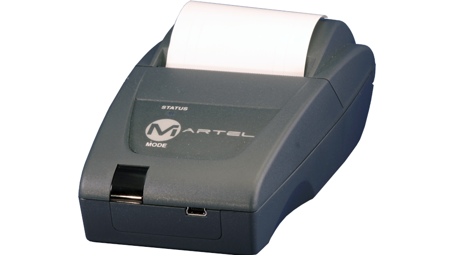 Martel MCP 7810 7830 7850 7870 7880 usd serial irda 2in portable thermal printer