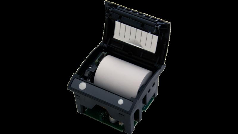 Martel MPP5800 MPL5800 2in thermal panel printer data logger SD card usb serial ttl parallel