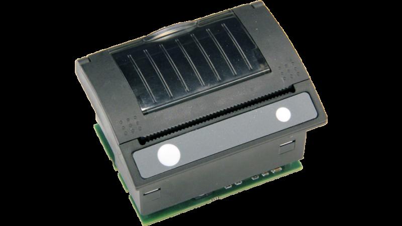 Martel MPP2000 MPL2000 2in thermal panel printer data logger SD card usb serial ttl parallel