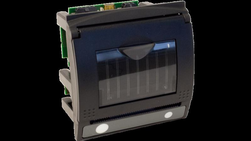 Martel MPP5700 MPL5700 2in thermal panel printer data logger SD card usb serial ttl parallel