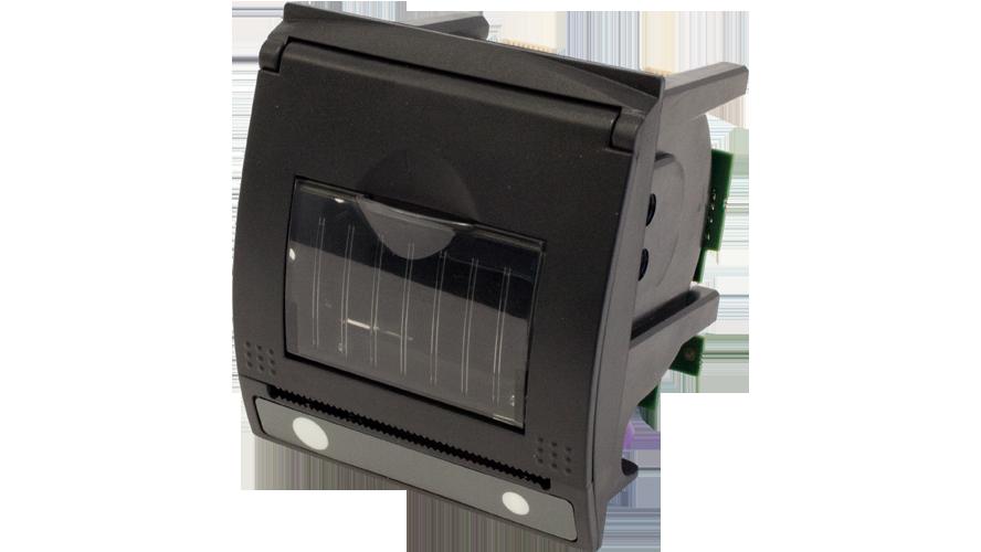 Martel MPP6000 MPL6000 2in thermal panel printer data logger SD card usb serial ttl parallel