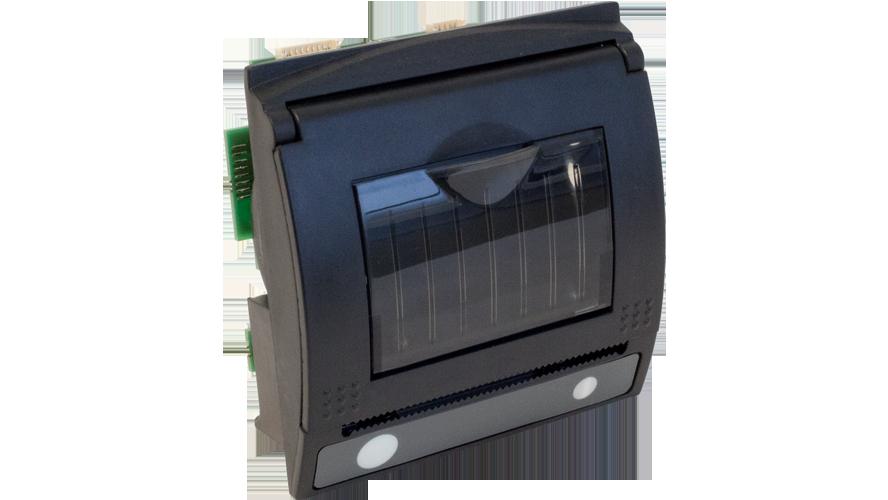 Martel MPP6500 MPL6500 2in thermal panel printer data logger SD card usb serial ttl parallel