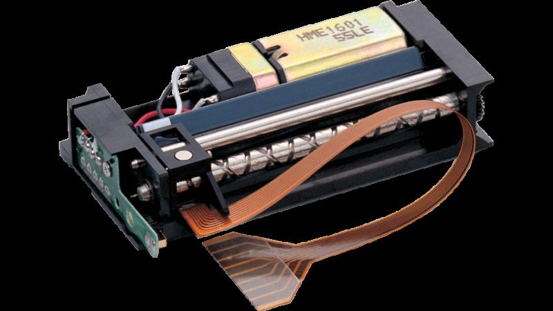 seiko MTP201 2 in thermal printer mechanism