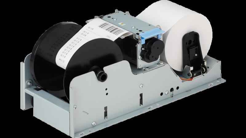 Nippon Primex NP2551 Thermal kiosk Journal printer usb serial cutter