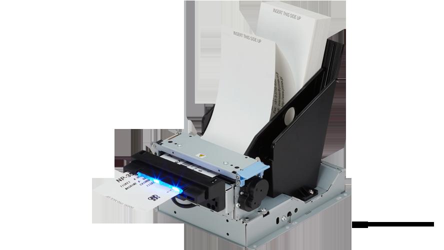 Nippon Primex NP3513 Thermal Kiosk Ticket printer usb serial cutter