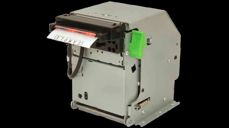 Nippon Primex NP2701 Thermal kiosk face mount printer usb serial