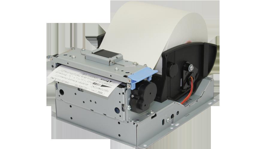 Nippon Primex NP3511x Thermal Kiosk printer usb serial cutter gray scale