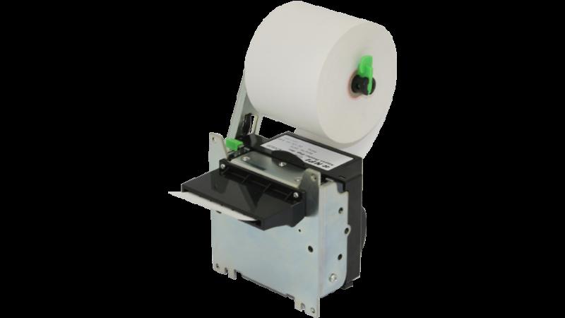 Nippon Primex  NPf209 Thermal Kiosk Face mount printer usb serial cutter