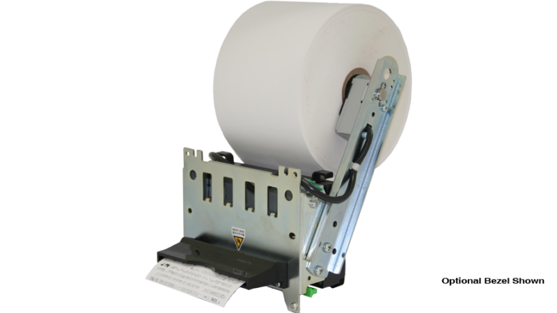 Nippon Primex  NP-F3092 Thermal Kiosk face mount printer usb serial cutter