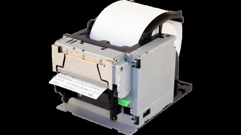 Nippon Primex  NP-K2052 Thermal Kiosk printer usb serial cutter drop in paper