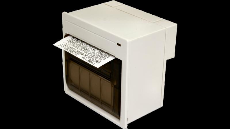 Nippon Primex  NP-P2081 Thermal Panel mount printer tear bar