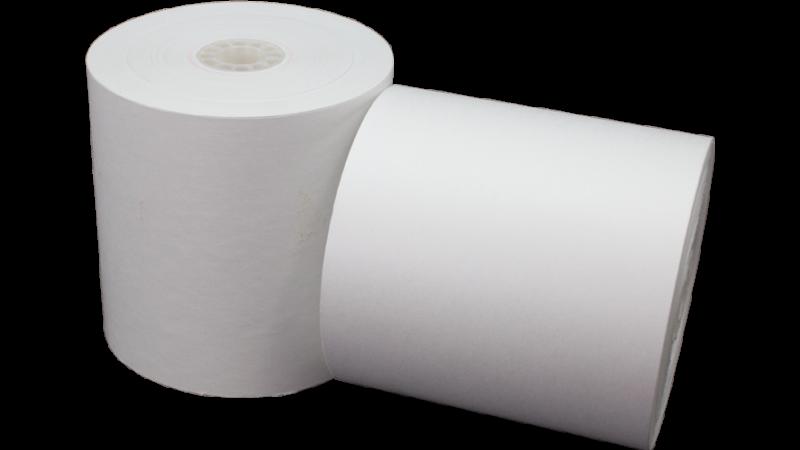 3 in x 3 in bond impact paper single ply