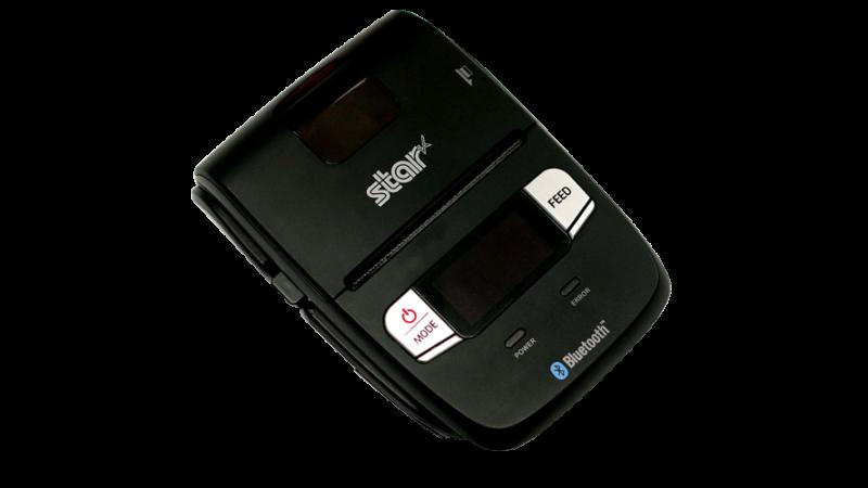 star micronics SM-L200 2 in portable thermal printer ios apple