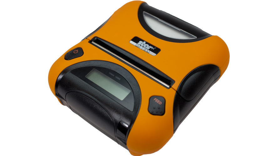 star micronics SM-T300 3 in portable thermal printer rugged