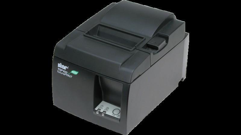 Star micronics tsp143 eco thermal printer pos receipt