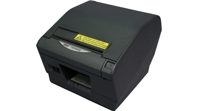 star micronics TSP847II thermal 4 in pos label printer