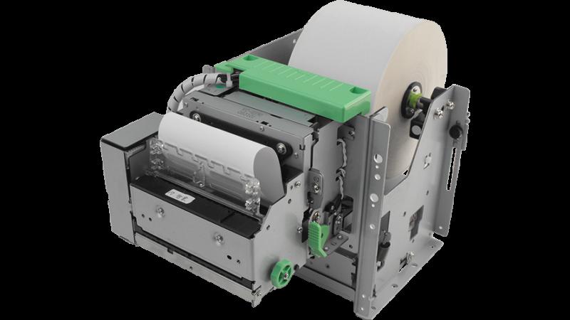 star micronics thermal kiosk printer presenter