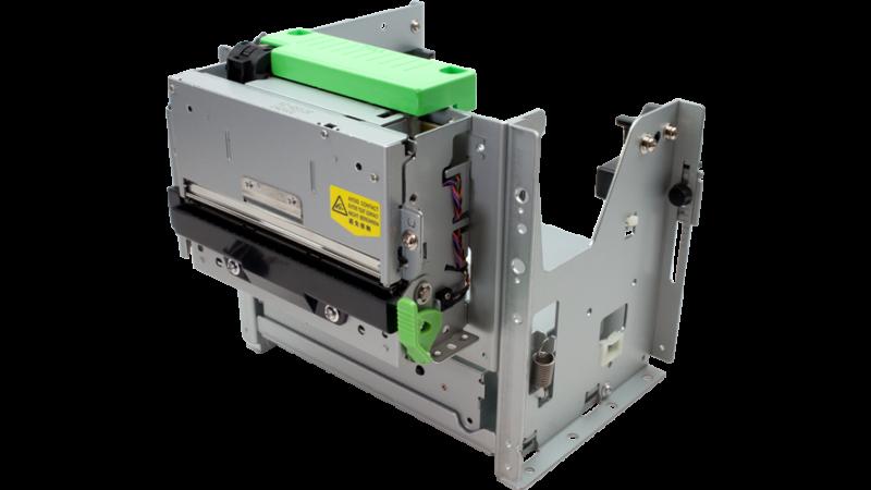 star micronics TUP942 thermal kiosk printer 4 in