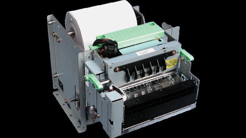 star micronics tup992 thermal kiosk printer 4 in presenter