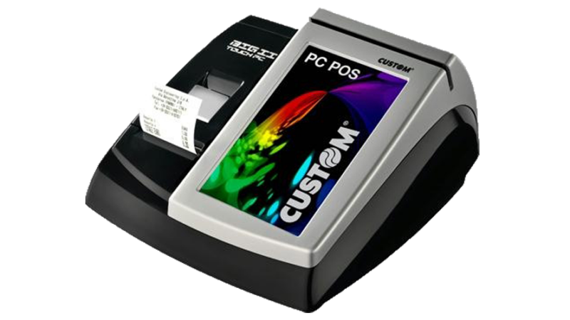 Custom Big II Touch Turbo PC Printer Point of sale