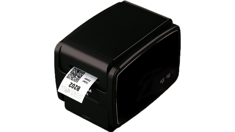 Custom B202H Point of sale wristband ticket thermal printer